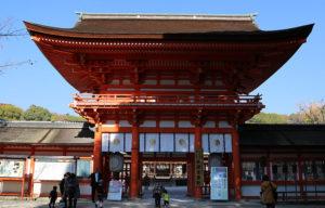 加茂御祖神社(下鴨神社)